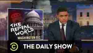 Video: Trevor Noah – The GOP Brings The Dead Health Care Bill Back To Life: The Daily Show